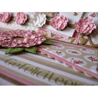 Joy!Crafts / Jeanine´s Art, Hobby Solutions Dies /  Estampillage et le gaufrage pochoir, 3D Imagination frontière
