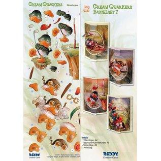 BASTELSETS / CRAFT KITS Bastelset Cream Quackers Topic: Hobby