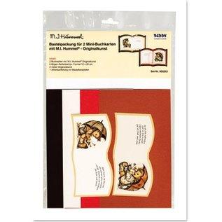 BILDER / PICTURES: Studio Light, Staf Wesenbeek, Willem Haenraets Originalkunst M.I. Hummel Bastelset 2 Mini-Buchkarten