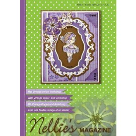 Bücher und CD / Magazines Magazine, revistas de inverno de Nellie, com muitas inspirações