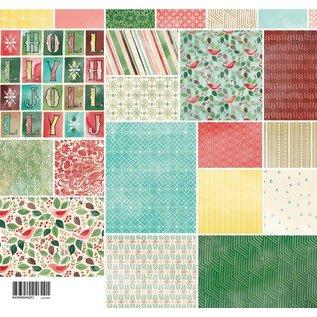 DESIGNER BLÖCKE / DESIGNER PAPER Bloc Designers, Basic Grey - Evergreen - Collection Pack