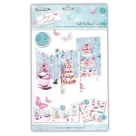BASTELSETS / CRAFT KITS Craft Kit, Paper Mania, card making