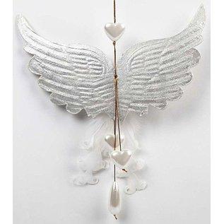 Embellishments / Verzierungen Duck feathers curled,