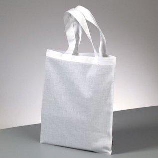 Textil Baumwollartikel, Tasche mit Reissverschluß
