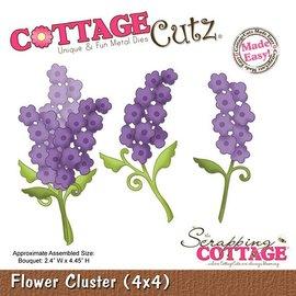 Cottage Cutz CottageCutz Flower Cluster (4x4), fiori