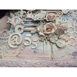 Embellishments / Verzierungen Vintage mechanicals - Trinket pins