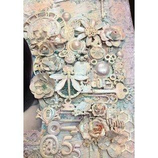 Embellishments / Verzierungen Mécanique Vintage - les repères de bibelots