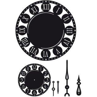 Marianne Design Marianne Design, stempling og prægning stencil, Craftables - Craftables ur