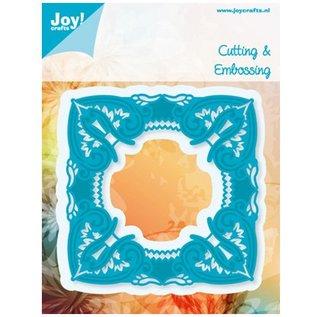 Joy!Crafts / Hobby Solutions Dies Stempelen en embossing stencil, Craftables -een prachtige omgeving