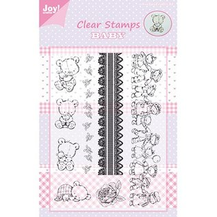 Joy!Crafts / Hobby Solutions Dies Transparent Stempel, Baby