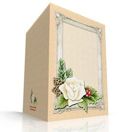 KARTEN und Zubehör / Cards Kit Craft para 3 Decoupage Card + 3 envelopes