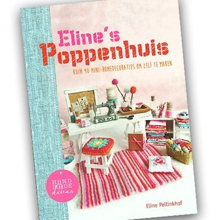 Bücher und CD / Magazines Poppenhuis de Eline - Les Homedecoraties: hobby livre
