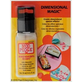 ModPodge Mod Podge magie dimensionnelle, 59 ml