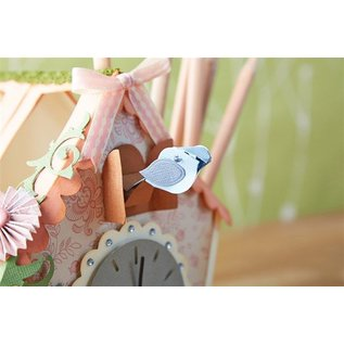 Docrafts / X-Cut A4 cutting dies (19Stk) - Cuckoo Clock