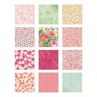 DCWV und Sugar Plum DCWV Designerblock, 30,5 x 30,5 cm, 180 Blätter!!