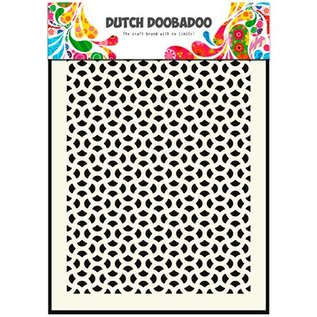 Dutch DooBaDoo Dutch Mask Art - Mask Art Abstract, A5