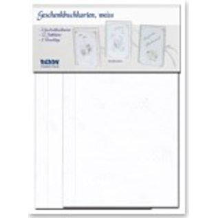 KARTEN und Zubehör / Cards Materiale kit til 3 gave billetter bog