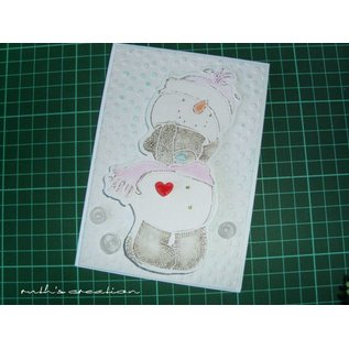 Me to You Transparent Stempel, Me to You, Winter Wunderland