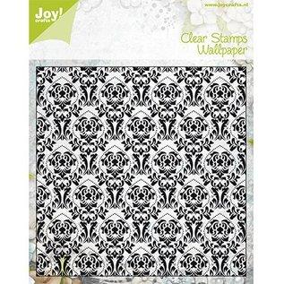 Joy!Crafts / Jeanine´s Art, Hobby Solutions Dies /  Klare stempler, gamle tapet, Joy Crafts