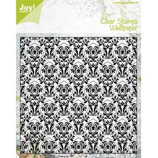 Joy!Crafts / Jeanine´s Art, Hobby Solutions Dies /  Transparent Stempel, Old Wallpaper, Joy Crafts