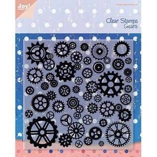 Joy!Crafts / Hobby Solutions Dies Transparent Stempel, Rädchen, Joy Crafts