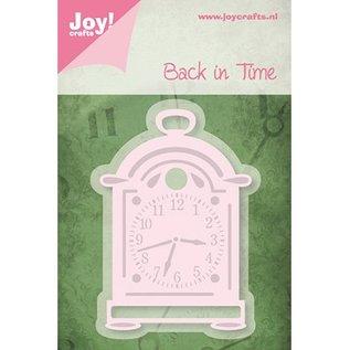 Joy!Crafts / Hobby Solutions Dies Präge- und Schneideschablone,Pendeluhr
