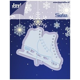 Joy!Crafts / Hobby Solutions Dies Embossing and cutting mat, ice skates