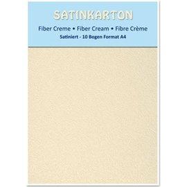 DESIGNER BLÖCKE / DESIGNER PAPER 10 vellen karton A4, aan beide zijden van het Satijn in reliëf