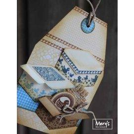 Joy!Crafts / Hobby Solutions Dies Joy Crafts, Design, stansning og prægning skabelon: Box