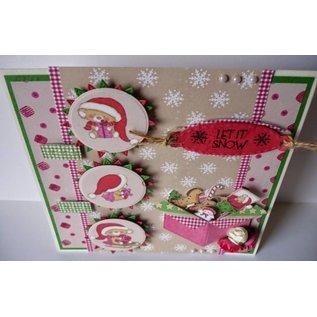 Joy!Crafts / Hobby Solutions Dies Joy Crafts, stansning og stempling skabelon kasse