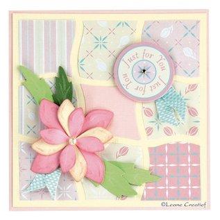 Leane Creatief - Lea'bilities Den LeCrea'Multi, LeCrea'Multi Den multi - blomsten 001