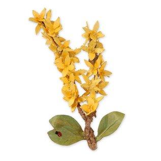 Sizzix Sizzlits Medium - Blume, Forsythia