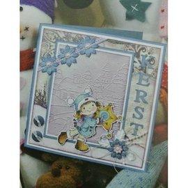 Nellie Snellen Transparent Stempel, Weihnachtsmotiv