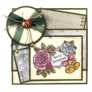 AMY DESIGN Amy Design, timbri trasparenti, Scena di Natale