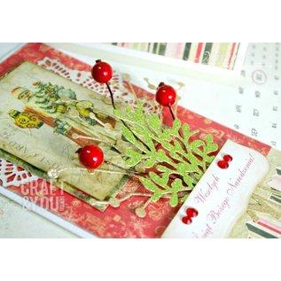 Designer Papier Scrapbooking: 30,5 x 30,5 cm Papier Christmas Story bloc de papier, 30,5 x 30,5 cm