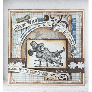 Marianne Design Gummi Stempel, Warm Winter Wishes