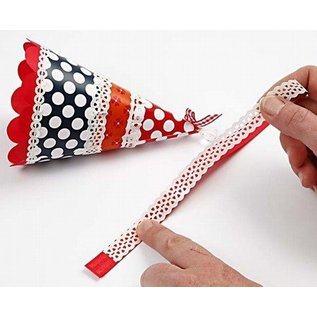 Komplett Sets / Kits Kegel mit Henkel, H: 13 cm, 20 Stück
