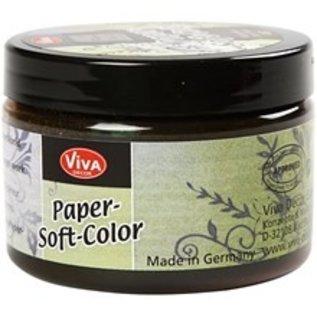 Paper Soft Color, valnød, 75 ml