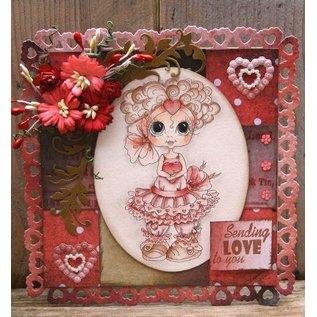 Joy!Crafts / Hobby Solutions Dies Joy Crafts, Paper bloc, 15x30cm