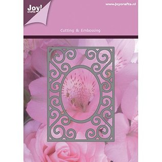 Joy!Crafts / Hobby Solutions Dies Stamping and embossing stencils, rectangular frame