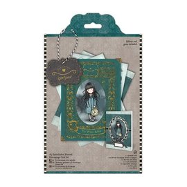 Gorjuss / Santoro Craft Kit: Decoupage card kit, Simply Gorjuss