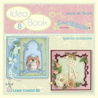 Leane Creatief - Lea'bilities Idea Book for various occasions