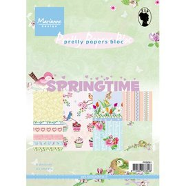 Bücher und CD / Magazines Pretty Papers - A5 - Spring time