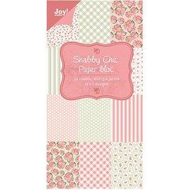 Joy!Crafts / Jeanine´s Art, Hobby Solutions Dies /  Alegría manualidades, bloques de papel