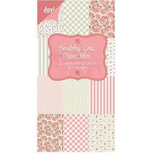 Joy!Crafts / Hobby Solutions Dies Joy Crafts, papir blok, Shabby Chic