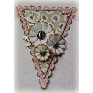 Joy!Crafts / Hobby Solutions Dies Joy Crafts, paper block, Shabby Chic