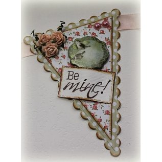 Joy!Crafts / Jeanine´s Art, Hobby Solutions Dies /  Joy Crafts, Papier block, Shabby Chic