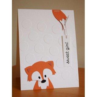 Marianne Design Stanz- und Prägeschablone, Fox