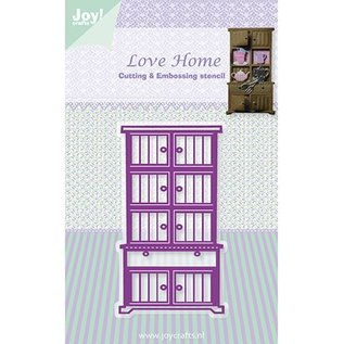 Joy!Crafts / Hobby Solutions Dies Joy Crafts, Stamping and Embossing Stencil