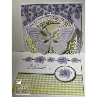 Joy!Crafts / Hobby Solutions Dies Joy Crafts, l'estampillage et le gaufrage Stencil